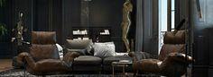 Luxury apartment by Iryna Dzhemesiuk & Vitaliy Yurov – Best Interior Designers