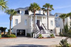 Home Sweet Home for our May vacation!!!  House vacation rental in Isle of Palms from VRBO.com! #vacation #rental #travel #vrbo