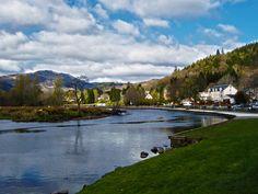 Callander Village, Scotland
