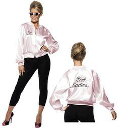 DIY | Grease Pink Lady Halloween Costume - YouTube | Pink Ladies ...