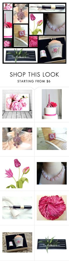 """Remember Mom!"" by inspiredbyten ❤ liked on Polyvore featuring Napco"