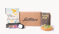 What a wonderful concept and definit box you will want to receive each month #EmpoweringU #Faithbox - Monthly Christian Subscription Box