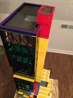 Icarus 2 - Lego architectural MOC