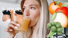 Je teste la cure de jus | Conseils et Recettes 🥦 - YouTube Voss Bottle, Water Bottle, Jus Detox, Glass Of Milk, Food, Beauty Care, Natural Beauty, Healthy Recipes, Cosmetics