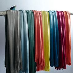 Softest Throw in Ombre   West Elm shopping sale: Five lust-worthy accessories to add to your wish list