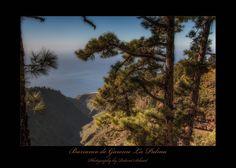 Barranco de Garome - Barranco de Garome La Palma Desktop Screenshot, Country Roads, Palmas, Canary Islands