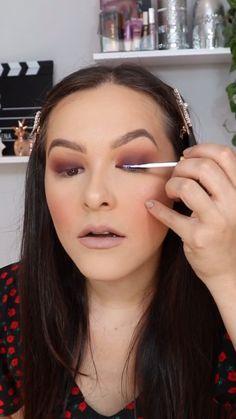 Creative Makeup, Diy Makeup, Makeup Tips, Beauty Makeup, Natural Makeup Looks, Natural Make Up, Simple Makeup, Demi Lovato Makeup, Brown Skin Makeup