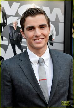 Dave Franco and Now You See Me