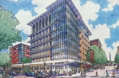 160 Luxury Units Coming to Downtown Allentown