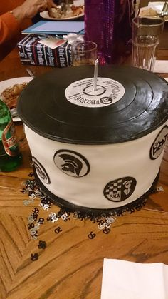 Mod Birthday On Pinterest Ska Scooters And Birthday Cakes