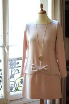Robe Faustine de L'ATELIER de Camille, collection Automne-Hiver 2012/13