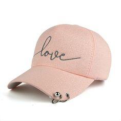 b6194d2a3e7c High Quality Snap-back Baseball Cap - LoveLuve Pink Hat, Cheap Hats, Pink