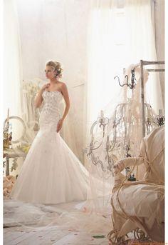 Robe de mariée Mori Lee 2611 Mori Lee 2014