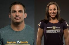 Josh Bridges (365) and Emily Bridgers (354) take out top spots for 16.1!  How did you compare?  Check out the leaderboards at BLOG.THEWODLIFE.COM.AU  Via: @CrossFitGames