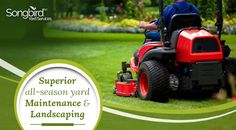 Songbird Yard Services is one of the best yard landscaping companies in Edmonton. They have the expertise and knowledge to provide the best in yard care and maintenance for residential and commercial properties. They have a team of professional landscapers who creates and implement a design plan that will be executed efficiently and on time. They deliver the most quality garden and lawn landscaping services in Edmonton.