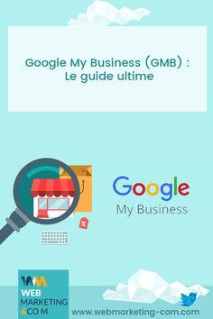 Google My Business (GMB) : Le guide ultime #Google #GoogleMyBusiness #referencement #SEO #SearchMarketing #MarketingDigital #webmarketing Inbound Marketing, Digital Marketing, Google Drive, Seo Site, Le Web, Wordpress, Articles, Internet, Lifestyle
