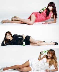 i like soju because it looks good. i swear
