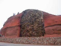 Goergous dyke intrusion in Spain   Geology IN