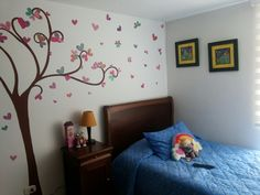 murals big girl rooms girls bedroom trees guest rooms little girls