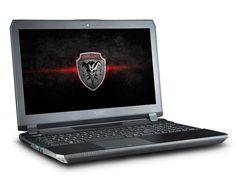 Notebook para jogos Avell Titanium G1545 FIRE XR - Um notebook gamer com GeForce GTX 970M - http://avell.com.br/titanium-g1545-firex-xr