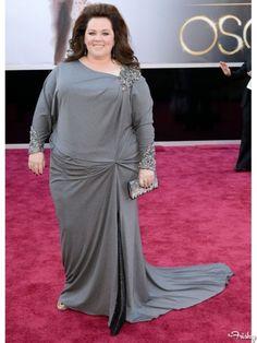 2013 Academy Awards Red Carpet: Melissa McCarthy