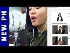 Cute Filipina - Selena Marie Cabusas - Talent and Beauty - Singer Ukulel...