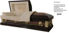 CasketsAt Walker FH you'll find innovative #caskets, personalized for your loved one, at the MOST affordable prices -- guaranteed. www.herbwalker.com