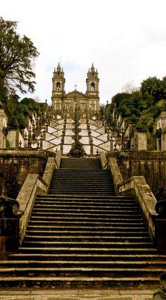Bom Jesus, Braga, Porto, Portugal
