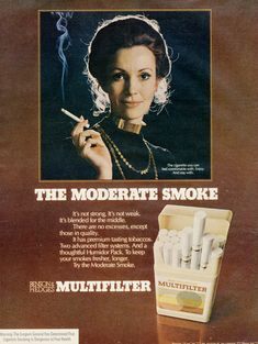 Items similar to 1972 Benson & Hedges Multifilter Cigarettes Ad Woman Smoking Photo Print Advertisement Retro Wall Art Print on Etsy Vintage Advertisements, Vintage Ads, Famous Ads, Smoking Photos, Benson & Hedges, Vintage Cigarette Ads, Virginia Slims, Old Commercials, Print Advertising