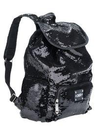 Prestige Glimmer Sequin Backpack   Team Cheer ©