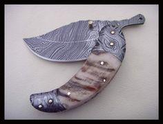 Cuchillo plegable Damasco                                                                                                                                                                                 Más