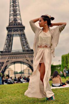 Get this look (skirt, top, sweater) http://kalei.do/WprTNAzliPQjbPPE