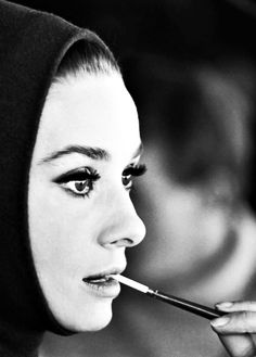 Audrey Hepburn in Charade 1963. #AudreyHepburn #Vintage #Hollywood