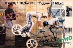 80'S DYNO AD