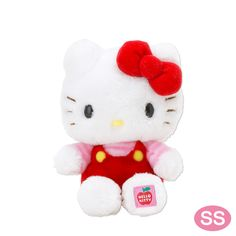 SANRIO Hello Kitty Standard plush doll (SS Size)