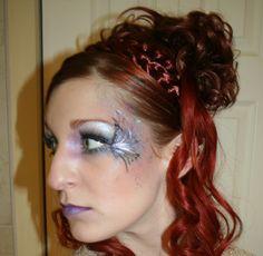 Firework Makeup