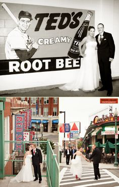 It would be so much fun to create a custom wedding illustration for a Boston Red Sox Wedding this year! I love drawing about the Sox and wedding couples - perfect pair! Someone take me out to the ball game! www.shopsophies.com/Home Boston Red Sox - Fenway Park Wedding of Sarah + Rob