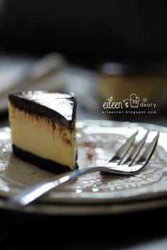 eileenの记事本: 巧克力乳酪蛋糕