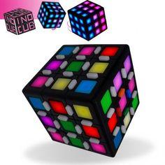 Inocub, le Cube Magique Electronique : Achat Jeu Ludique Enfant sur Rapid-Cadeau.com