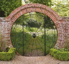 Spider Web Gate
