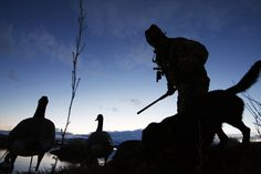 """""""A waterfowl hunter and his dog call it a day."""" Taken by Mallory Olenius (Denver, Colorado). Photographed March 2010, Monte Vista, Colorado. (9th Annual Smithsonian Magazine Photo Contest Finalist; Category: Americana.) Visit our site to vote for your favorite!"""