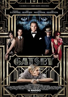 The Great Gatsby – Baz Luhrmann is always interesting, but this could be a monster bomb. The Great Gatsby – Baz Luhrmann is always interesting, but this could be a monster bomb. The Great Gatsby Movie, Great Movies, New Movies, Movies Online, Latest Movies, Baz Luhrmann, Jay Gatsby, Carey Mulligan, Leonardo Dicaprio