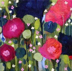 Dreamy Day by artist Carrie Schmitt.  www.carrieschmittdesign.com