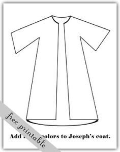 1000 images about joseph 39 s coat on pinterest coat of for Joseph and the coat of many colors coloring page