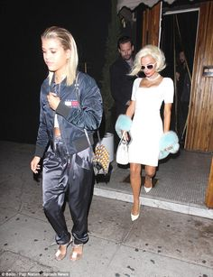 A link: Paris, 35, used to party with Sofia's older sister Nicole Richie...