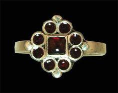 Danegeld Viking, Saxon & Medieval jewellery - film, TV and collectors - Medieval rings