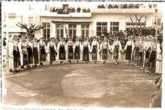 school festivities in amflika w livanates Planet Earth, Greek Costumes, Greece, School, Board, Greece Country, Planks