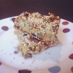 Super Easy Healthy Energy Bars