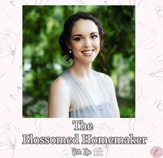 The blossomed Homemaker Podcast is a space where you as a woman can find a voice of encouragement inside your Home!