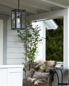 Inside Out - tips for taking your living space outdoors Featuring square pendant from Davey Lighting Exterior Lighting, Outdoor Lighting, Davey Lighting, Hand Blown Glass, Lighting Design, Outdoor Spaces, Pendant Lighting, Outdoor Gardens, Living Spaces